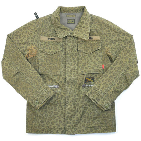 WTAPS 12 AW SNAKE COLLECTION M-65 Jacket
