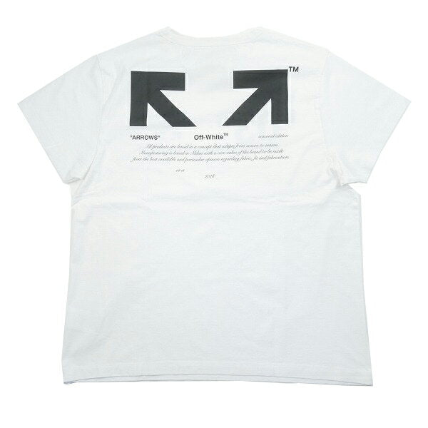 c3222c19aedb OFF WHITE 18 AW For All 03 ARROW TEE T-shirt – STAY246