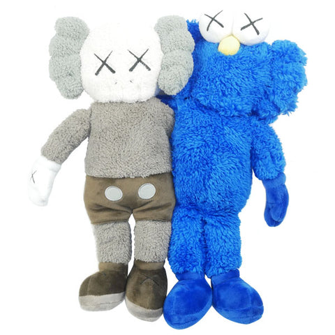KAWS SEEING / WATCHING Limited Plush Plush Doll