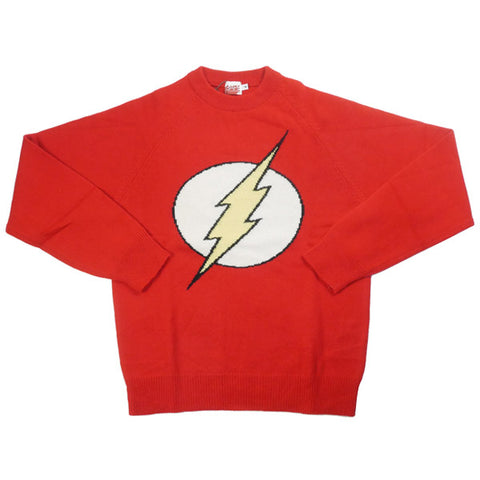 A BATHING APE  DC comic the flash knit