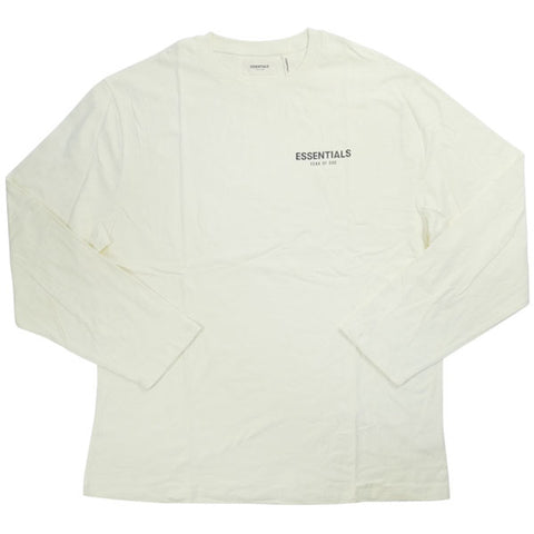 Fear of God Essentials Boxy Logo Long Sleeve T-Shirt