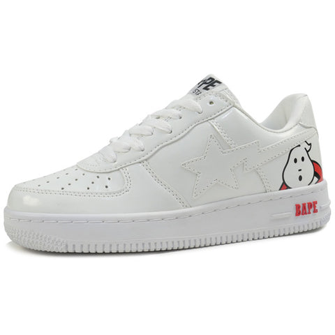 A BATHING APE  GHOSTBUSTERS 09 BAPE STA LOW sneakers