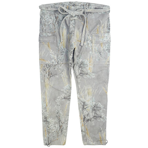 Fear of God Six Collection Jiujitsu Pant PRAIRIE GHOST CAMO Denim Pants