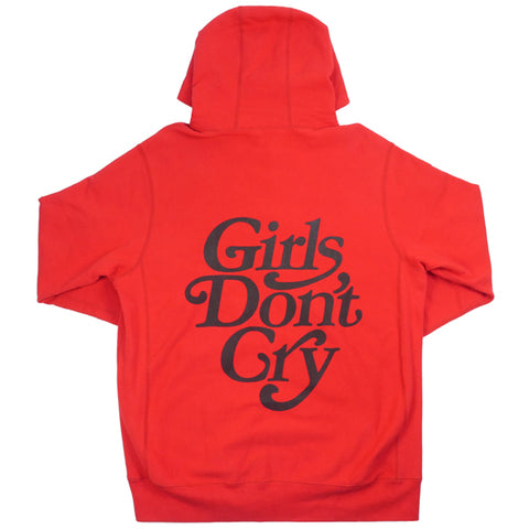 Girls Don''t Cry Harajuku POP UP Limited LOGO HOODIE