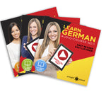 Learn German  - Complete Audio-Course [No. 1, 2 & 3] - Easy Reader | Easy Listener