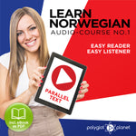 Learn Norwegian  - Audio-Course  No.1 - Easy Reader | Easy Listener