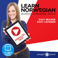 Learn Norwegian  - Audio-Course  No.2 - Easy Reader | Easy Listener