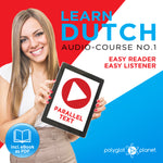 Learn Dutch  - Audio-Course  No.1 - Easy Reader | Easy Listener