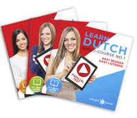 Learn Dutch  - Complete Audio-Course! [No. 1, 2 & 3] - Easy Reader | Easy Listener