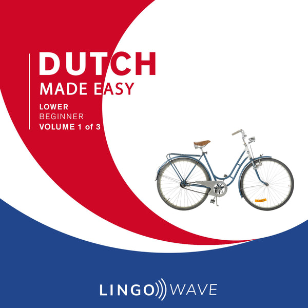 Dutch Made Easy - Lower beginner - Volume 1-3