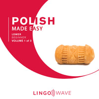 Polish Made Easy - Lower beginner - Volume 1-3