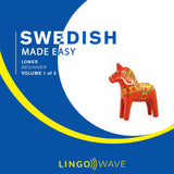 Swedish Made Easy - Lower beginner - Volume 1-3