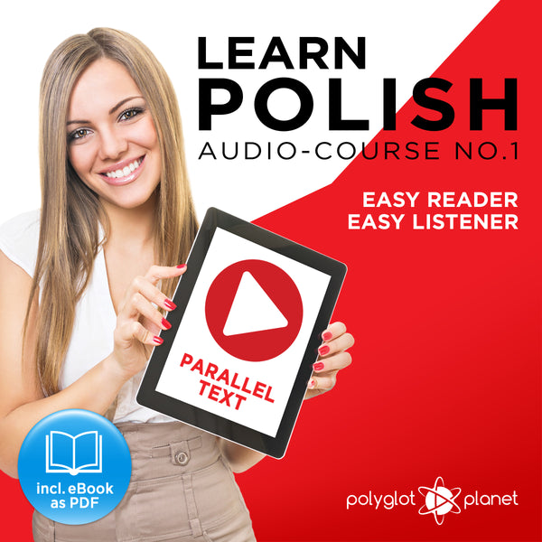 Learn Polish  - Audio-Course  No.1 - Easy Reader | Easy Listener
