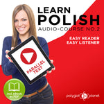 Learn Polish  - Audio-Course  No.2 - Easy Reader | Easy Listener