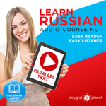 Learn Russian  - Audio-Course  No.1 - Easy Reader | Easy Listener