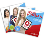 Learn Russian  - Complete Audio-Course [No. 1, 2 & 3] - Easy Reader | Easy Listener