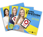 Learn Swedish  - Complete Audio-Course [No. 1, 2 & 3] - Easy Reader | Easy Listener