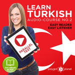 Learn Turkish  - Audio-Course  No.2 - Easy Reader | Easy Listener