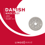 Danish Made Easy - Lower beginner - Volume 1-3