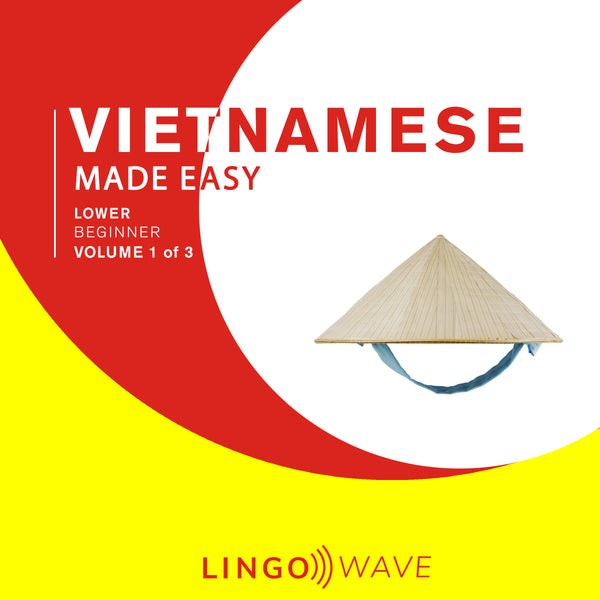 Vietnamese Made Easy - Lower beginner - Volume 1-3