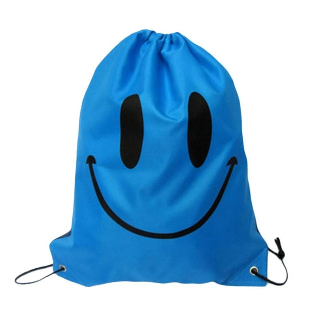 Double Layer Drawstring Waterproof Backpacks
