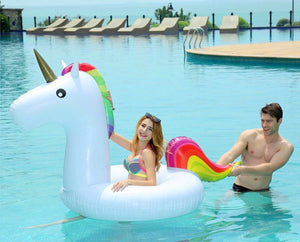 1.2m or 90cm Inflatable Unicorn