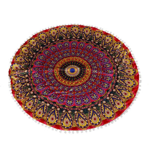 Bohemian Meditation / Yoga Cushion Covers 75cms
