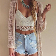 Crochet Lace  Camisole Tank Top