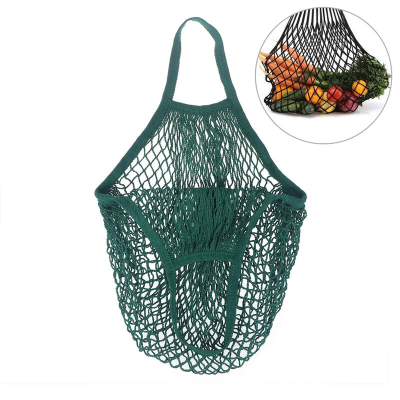 Reusable Grocery /Shopping/Beach Mesh Bags- 4 colours