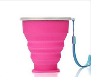 Bold & Sassy Portable Collapsible Cup