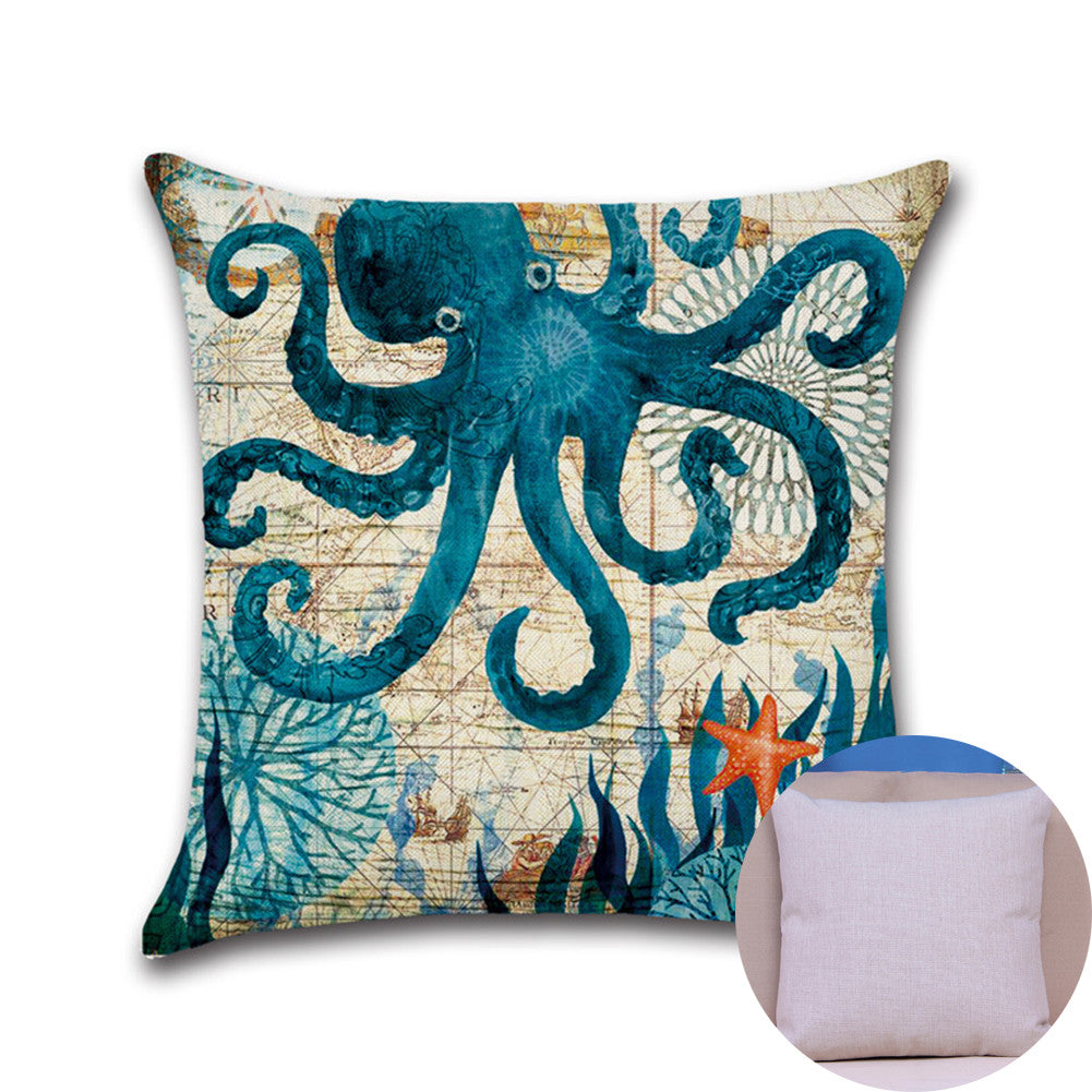 Oceanic Cushion Covers