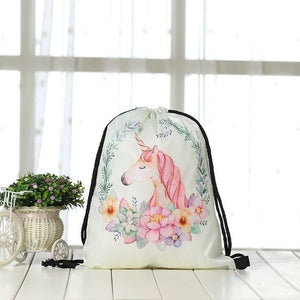 Unicorn Microfiber Beach Towel and/or Bag