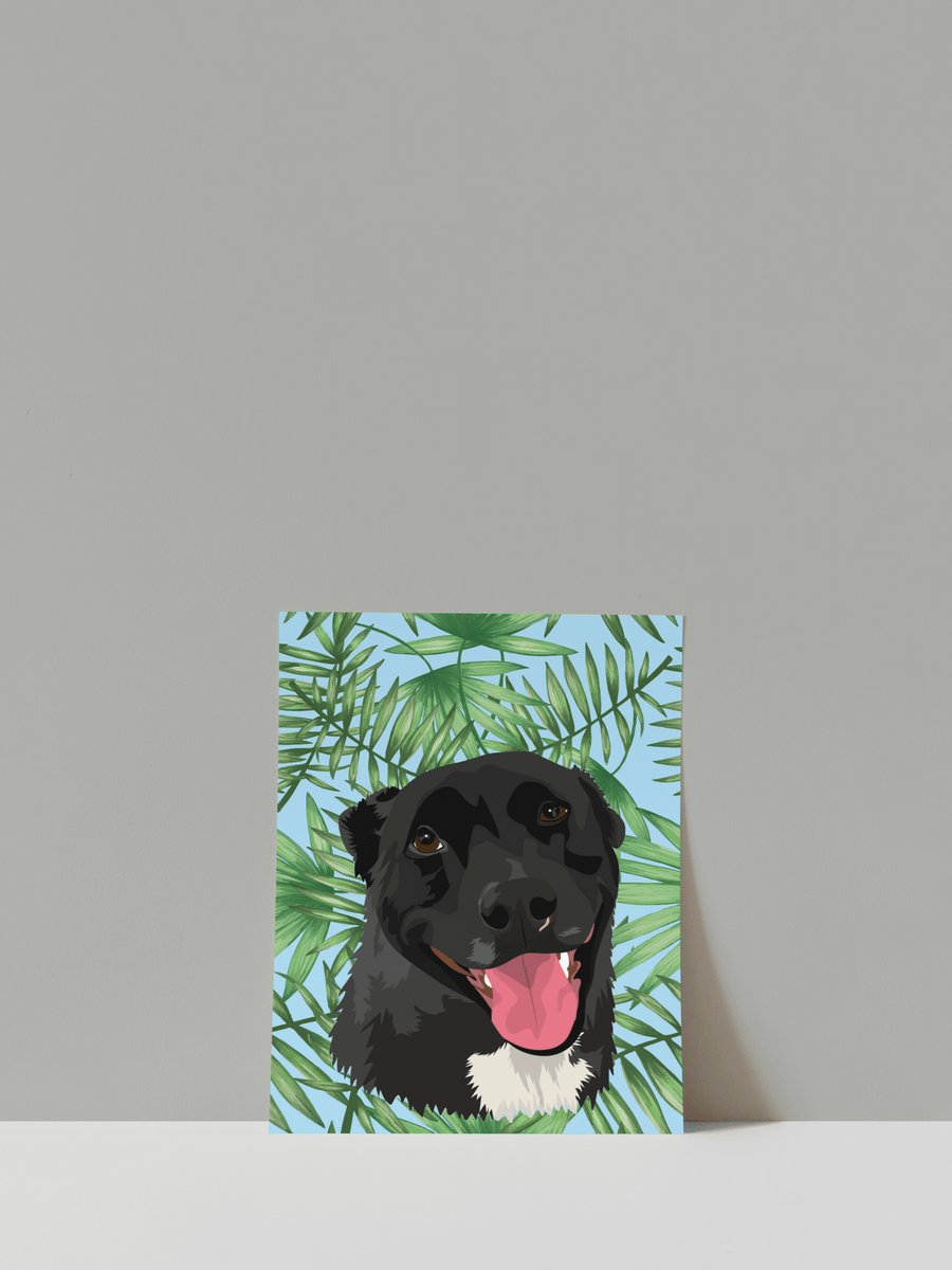 Create poster of your pet