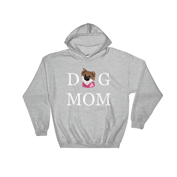 Custom DOG MOM Hoodie