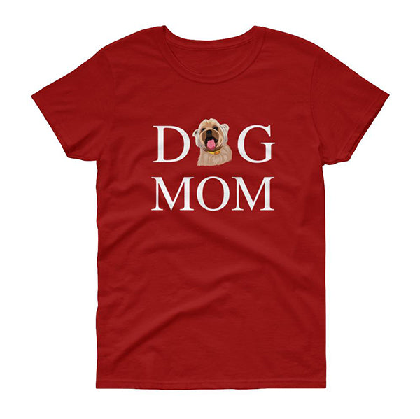 Custom DOG Mom Shirt