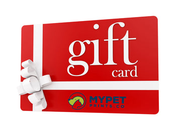 MyPetPrints Gift Card