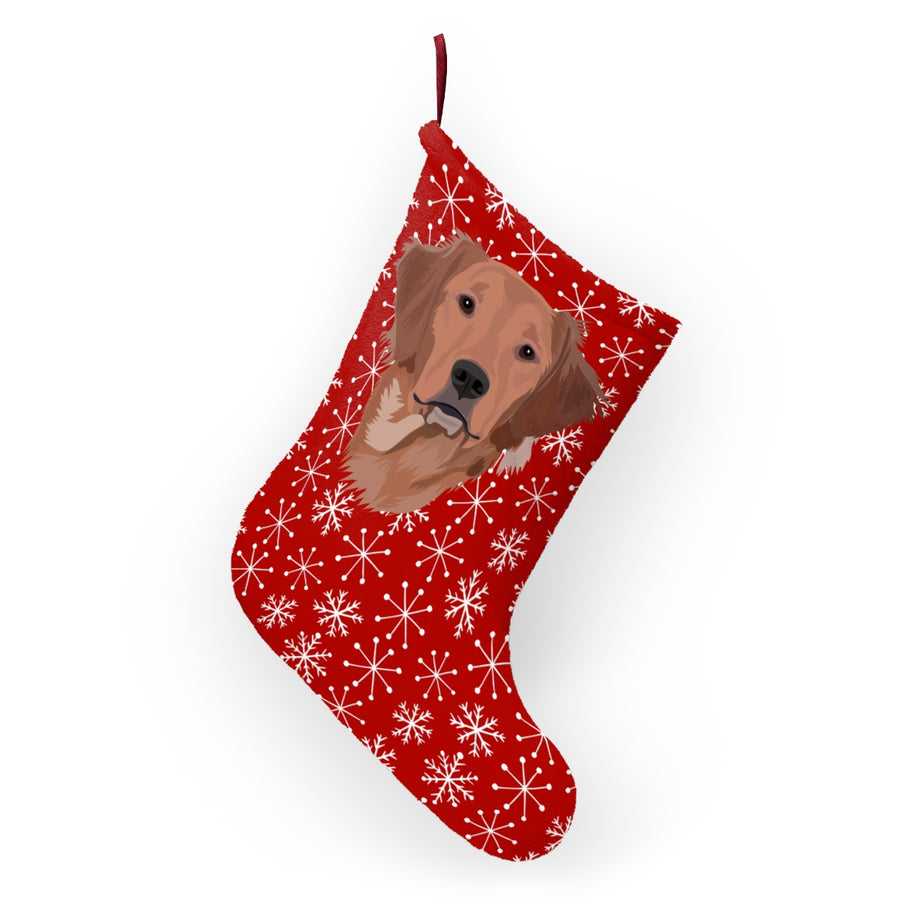 Custom pet stocking