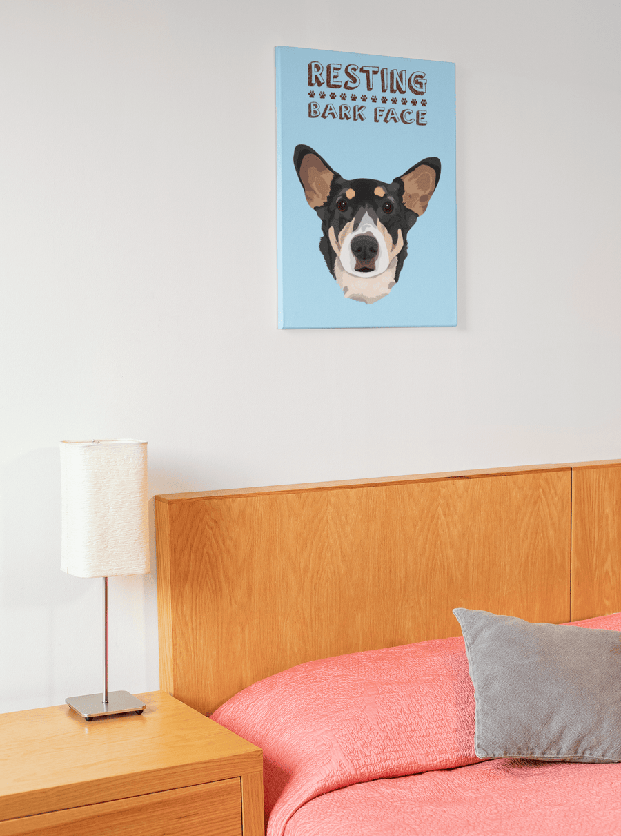 Custom Pet Canvas