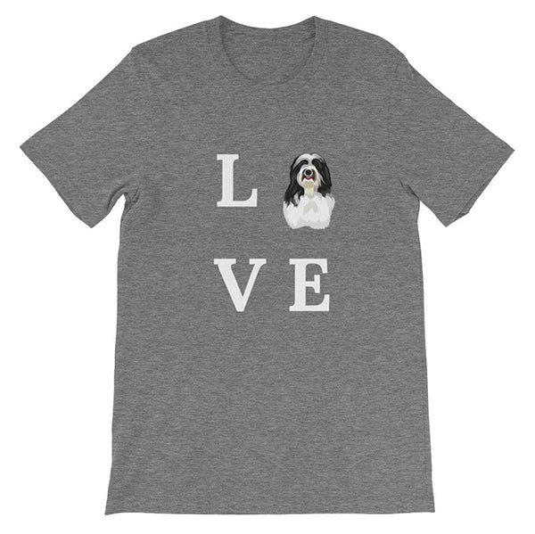 Custom Men's LOVE Shirt