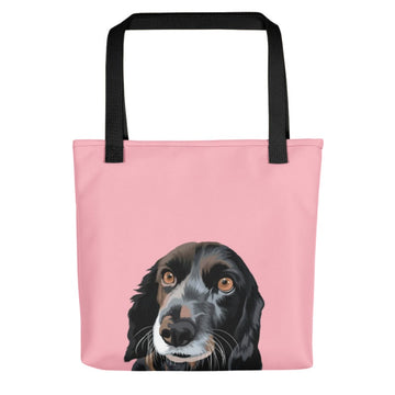 Custom Pet Tote Bag