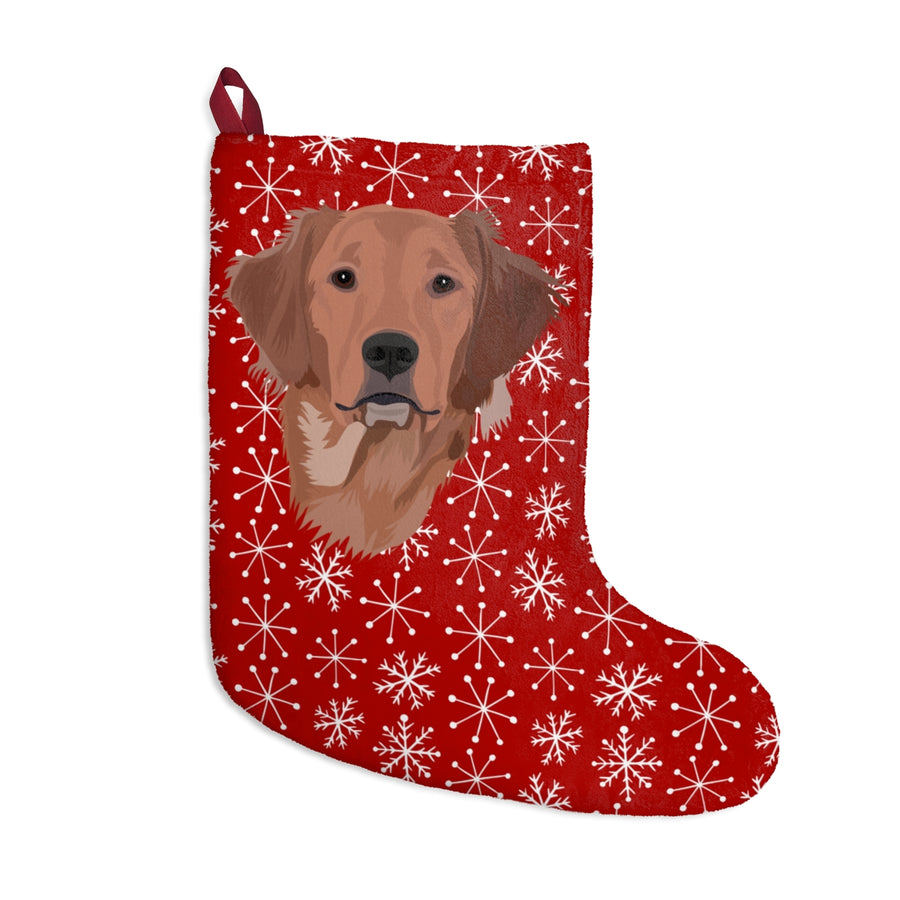 Custom Christmas stocking for pets