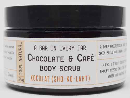 Chocolate & Café Body Scrub