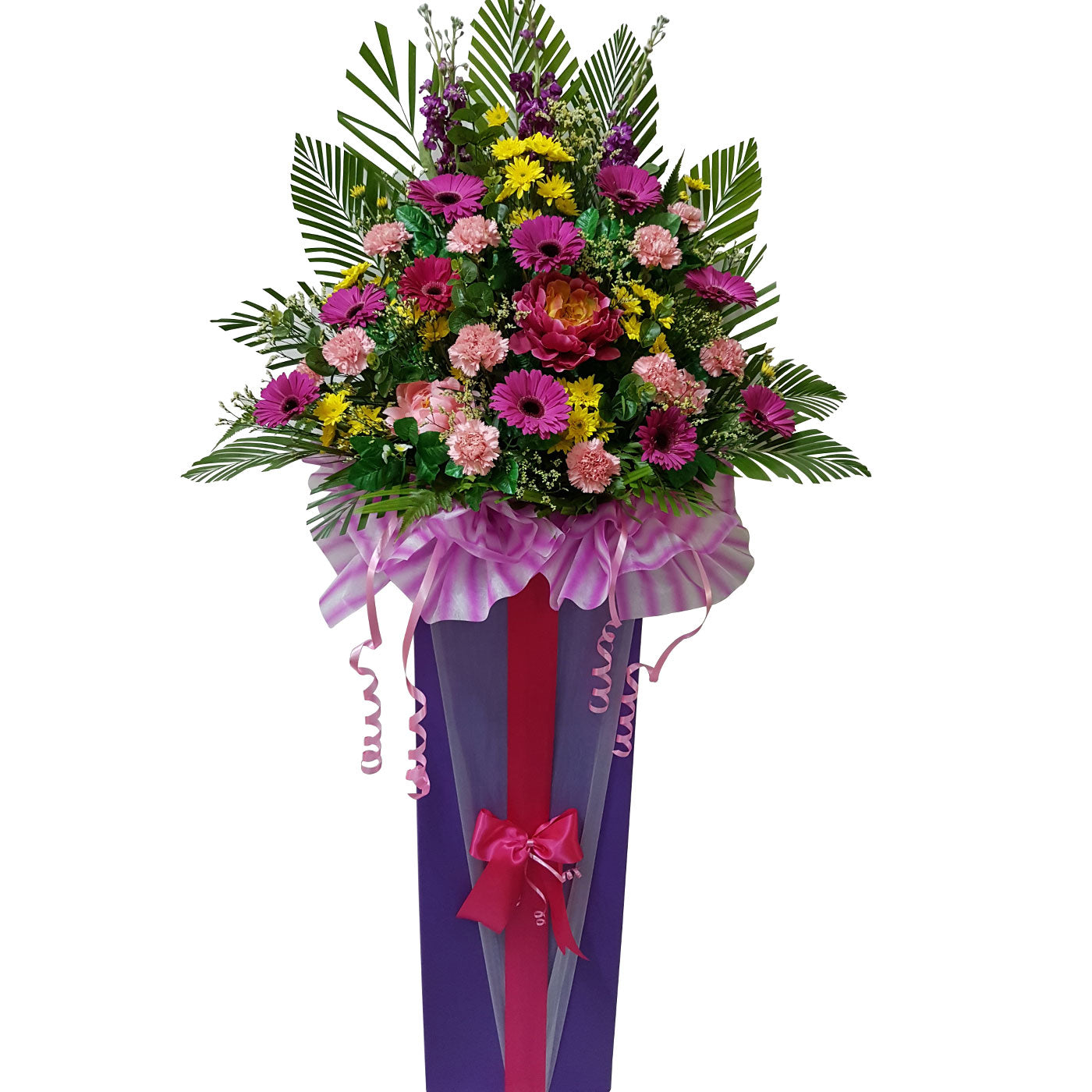 Floral stand 06 hong lim florists floral stand 06 izmirmasajfo Images