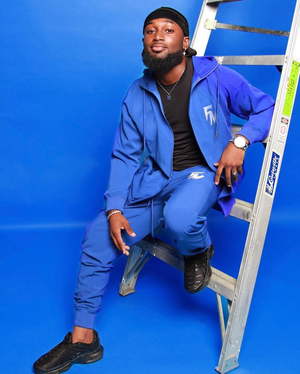FM Tracksuit OG (Full Set)-Nipsey Blue