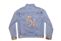 Marvel Comic Denim Jacket-Medium Wash