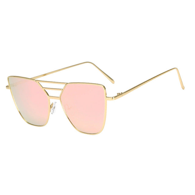 FM Vintage Mirror Sunglasses