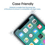 iPhone X Tempered Glass Shield
