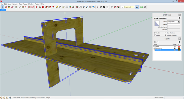 From SketchUp to VCarve - ProductGraph