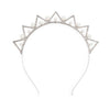 Kitte Galaxy Headpiece - Silver