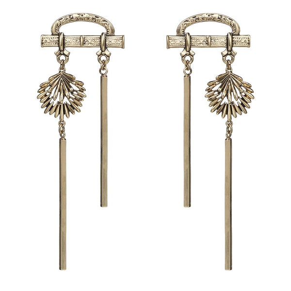 Kitte- Set Me Free Earring GOLD